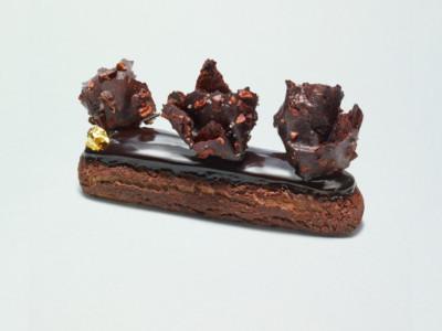 秘鲁巧克力闪电泡芙